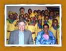 Golden Pride Childrens Choir with Mama and Wolfowitz
